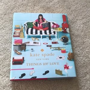 Kate spade coffee table book